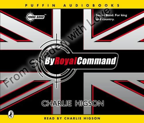 By royal command audio book