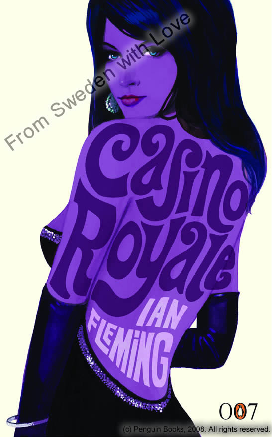 Casino royale centenary edition novel