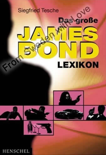 Das grosse james bond lexikon