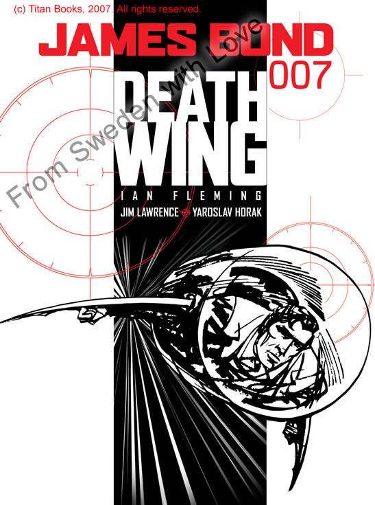 Death wing graphic novel