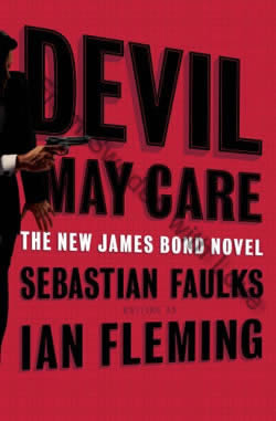 First UK edition of Devil May Care (2008)