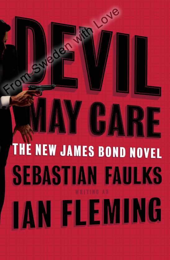 Devil May Care US hardcover edition