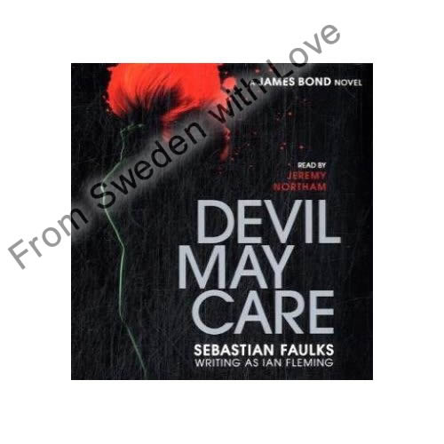 Devil may care audio book