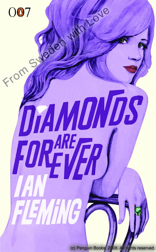 Diamonds are forever centenary edition novel