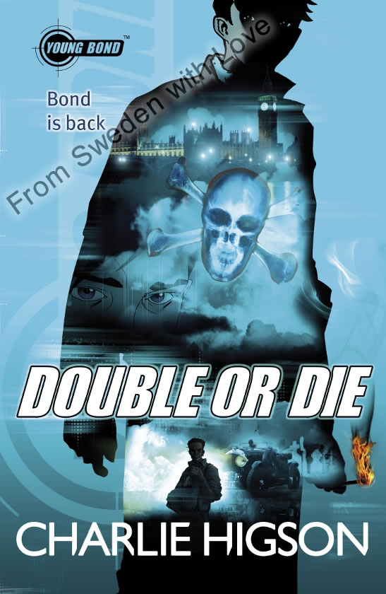 Double or die 2012 uk paperback