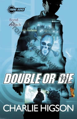 First UK edition of Double Or Die (2006)