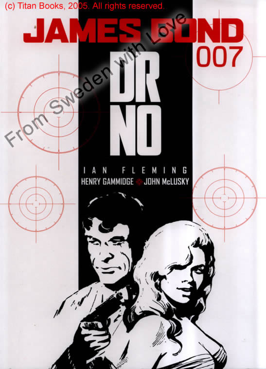 Dr no graphic novel