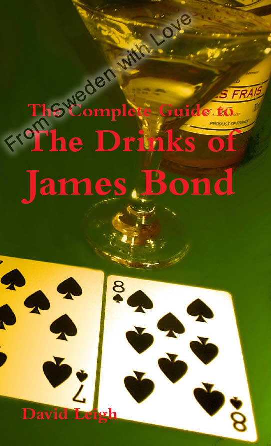 Drinks of James Bond