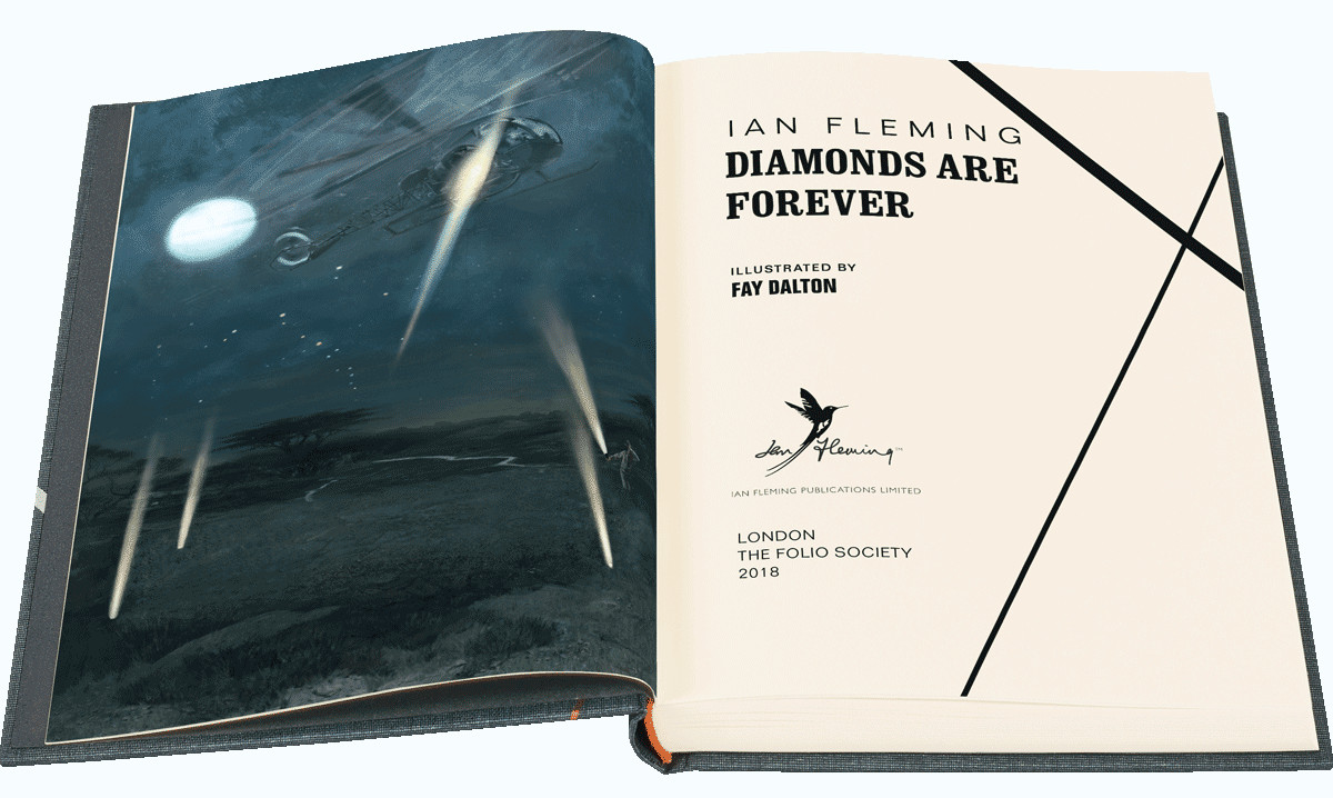 Diamonds Are Forever The Folio Society