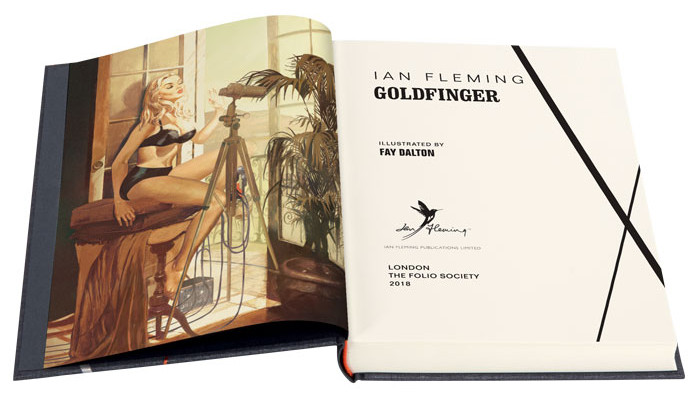 Goldfinger The Folio Society