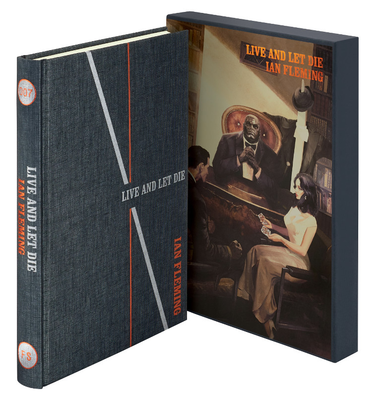 Folio Society Live and Let Die edition