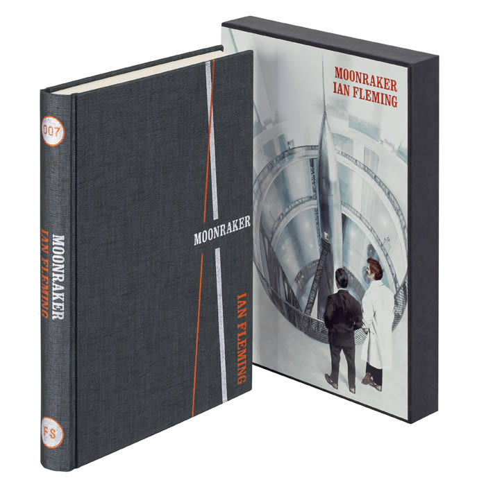 Folio Society Moonraker Ian Fleming
