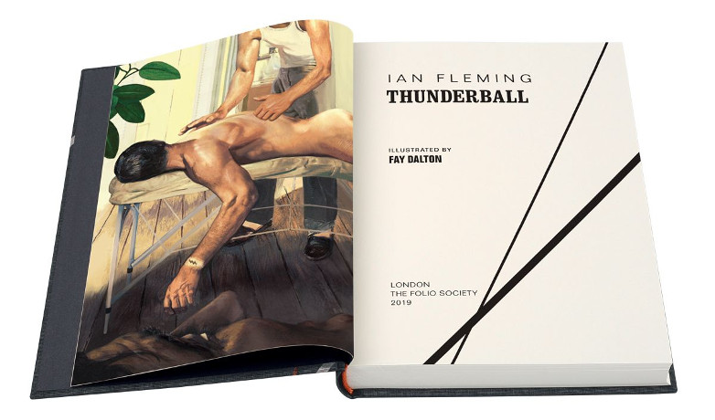 Thunderball The Folio Society