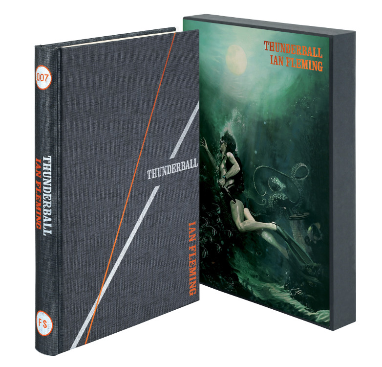 Folio Society Thunderball Ian Fleming