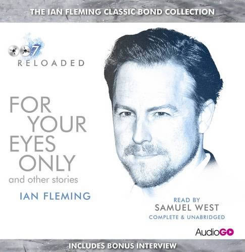 For your eyes only AudioGo audiobook 2013