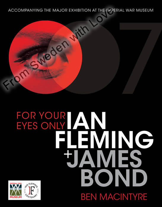 For your eyes only ian fleming and james bond