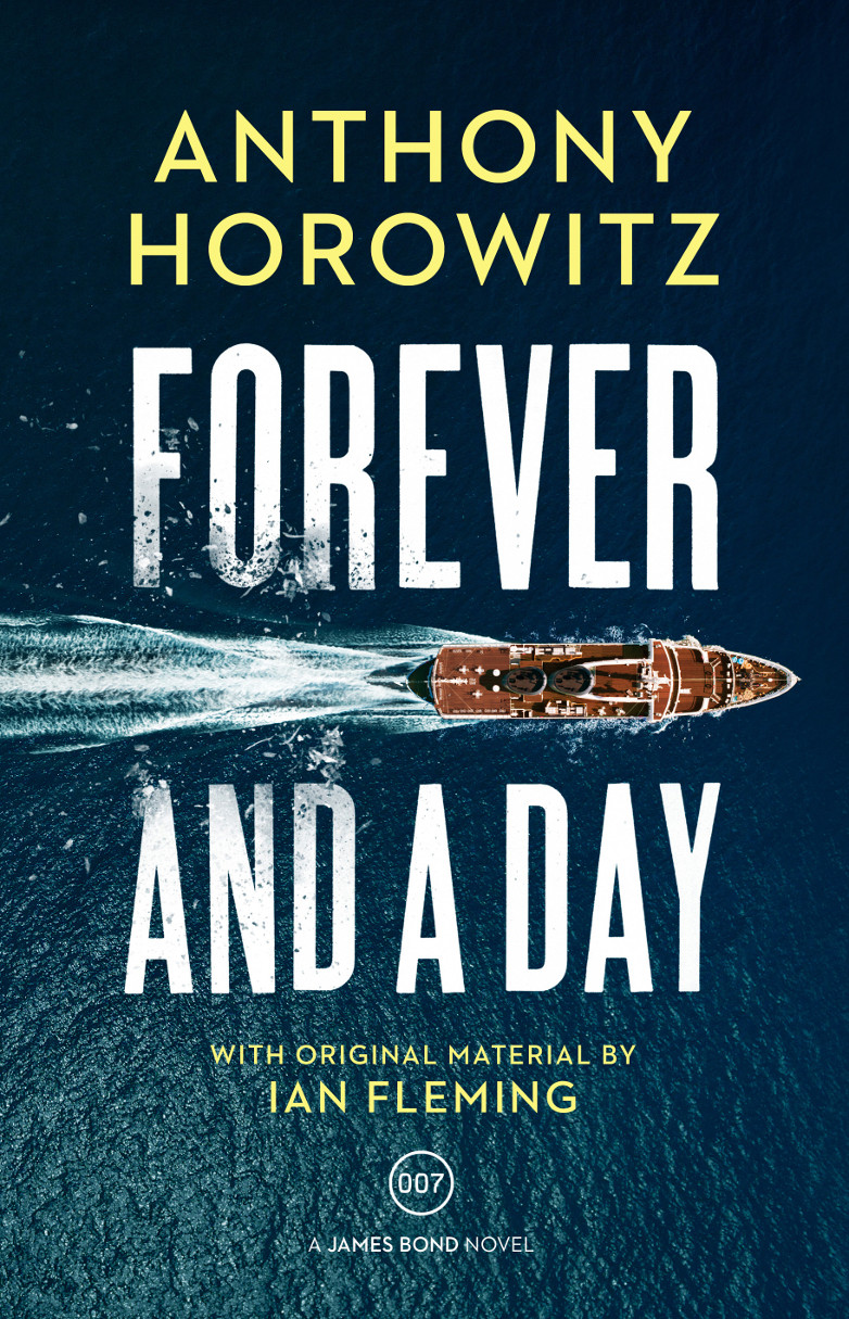 Forever and a Day by Anthony Horowitz Kindle