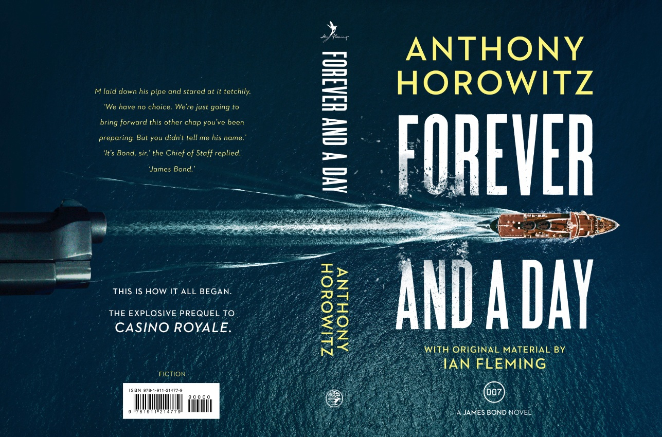 Forever and a Day by Anthony Horowitz UK hardback