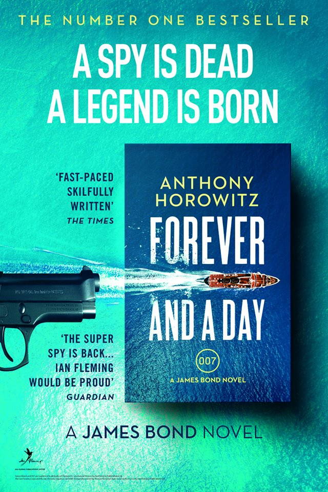 Forever And A Day UK paperback