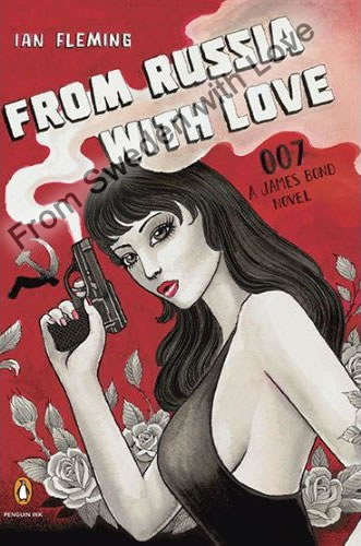 From russia with love PENGUIN INK