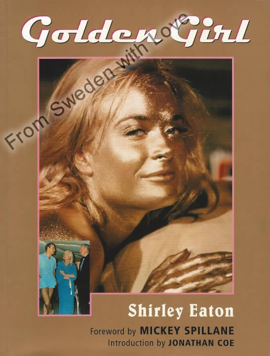 Golden girl shirley eaton autobiography