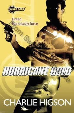 First UK edition of Hurricane Gold (2007)