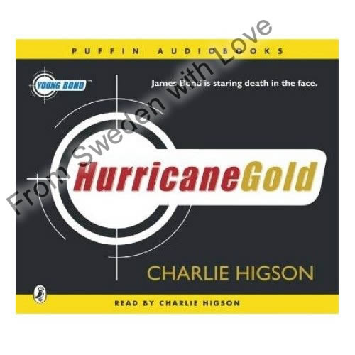 Hurricane gold audio book