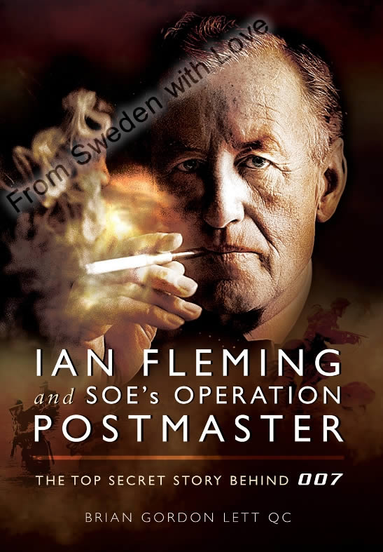 Ian fleming and soe operation postmaster
