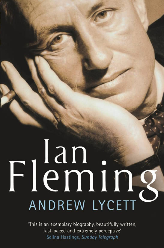 Ian fleming man behind james bond paperback