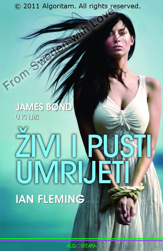 Ian fleming live and let die croatian