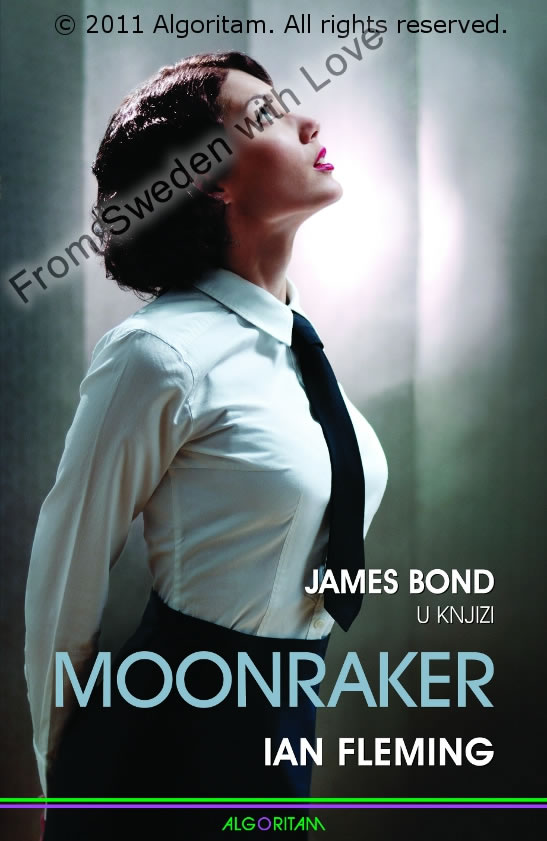 Ian fleming moonraker croatian
