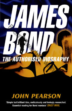 Swedish first edition of The James Bond Dossier