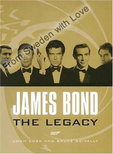 James bond the legacy