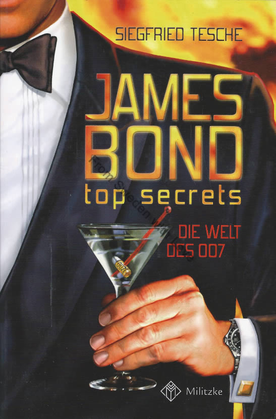James bond top secrets die welt des 007