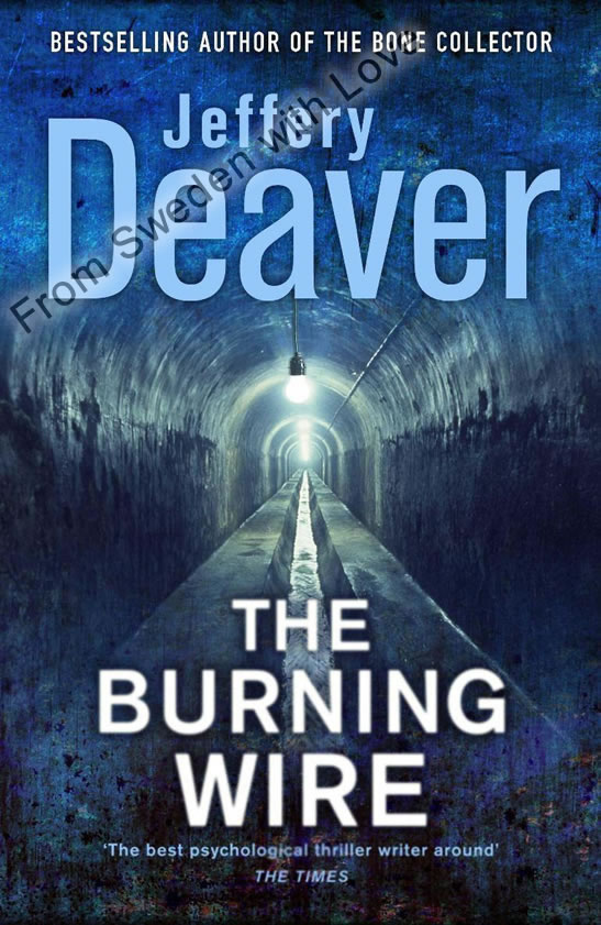 Jeffrey deaver the burning wire