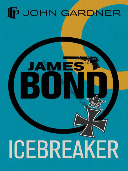 John gardner james bond kindle