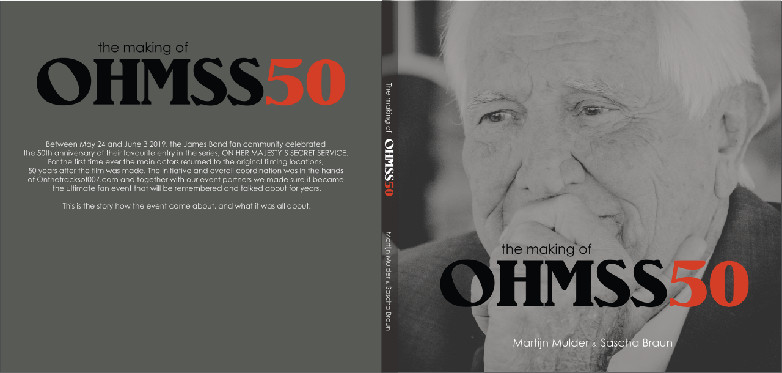 The Making of OHMSS50 book cover