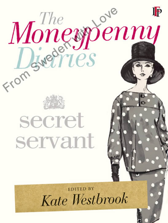 Moneypenny secret servant