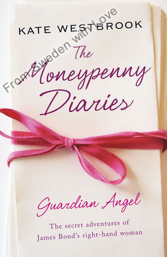 Moneypenny diaries guardian angel