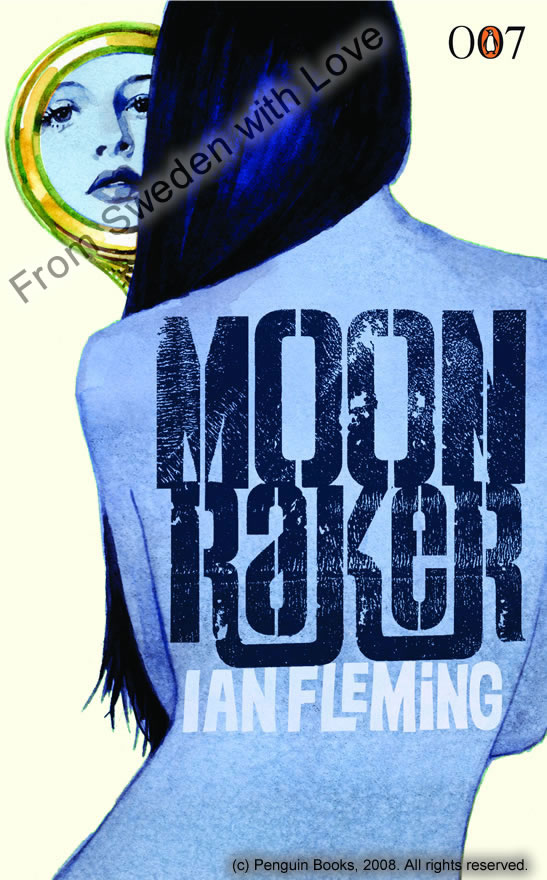 Moonraker centenary edition novel