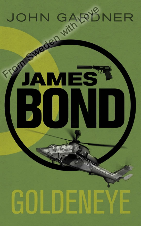 New paperback edition Goldeneye