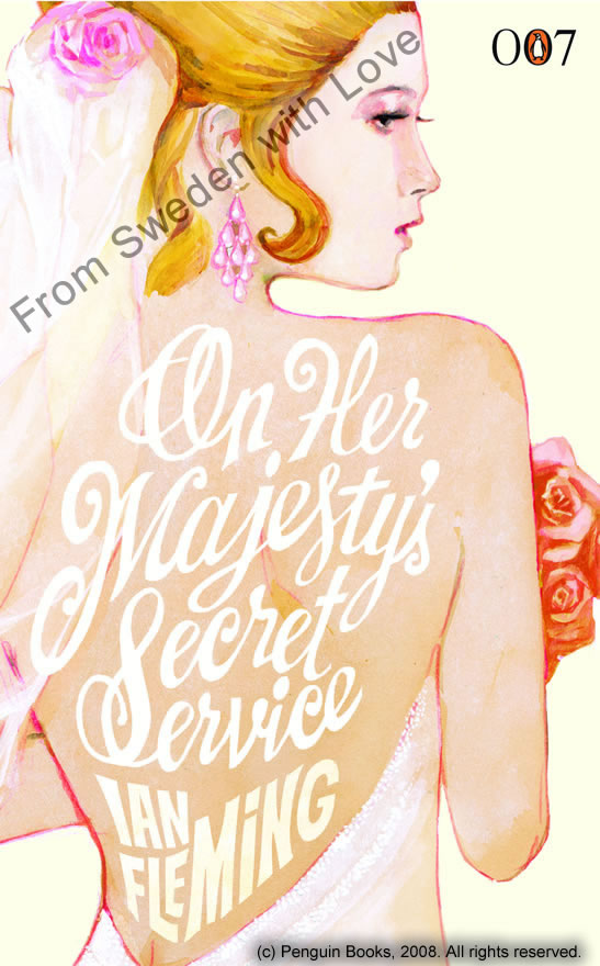 On her majestys secret service centenary novel
