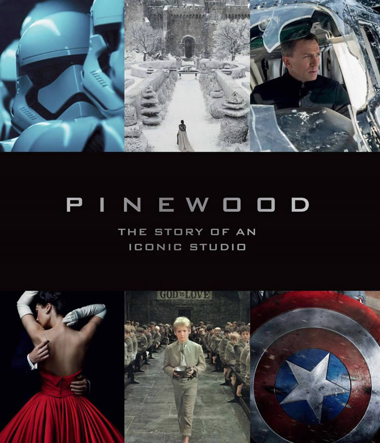 Pinewood the story of an iconic studio