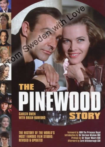 Pinewood story softcover
