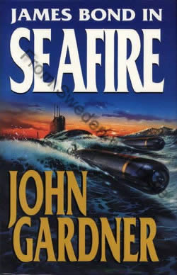 First UK edition of Seafire (1994)