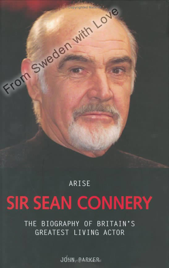 Sean connery biography john parker