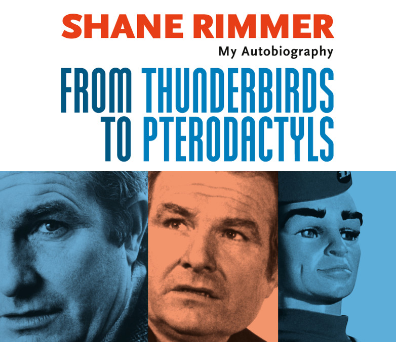 Shane Rimmer audio CD