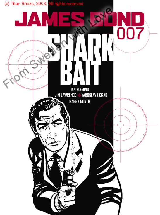 Shark bait graphic novel