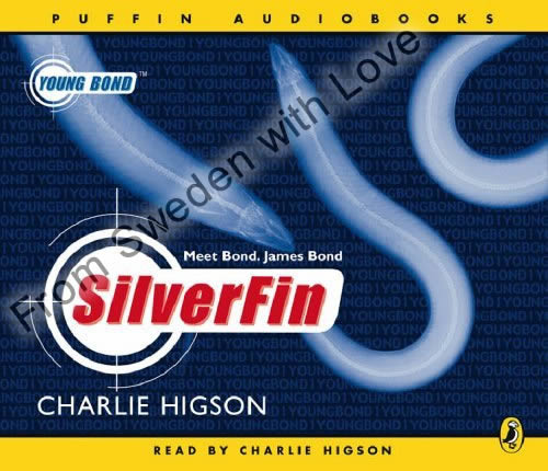 Silverfin audio book