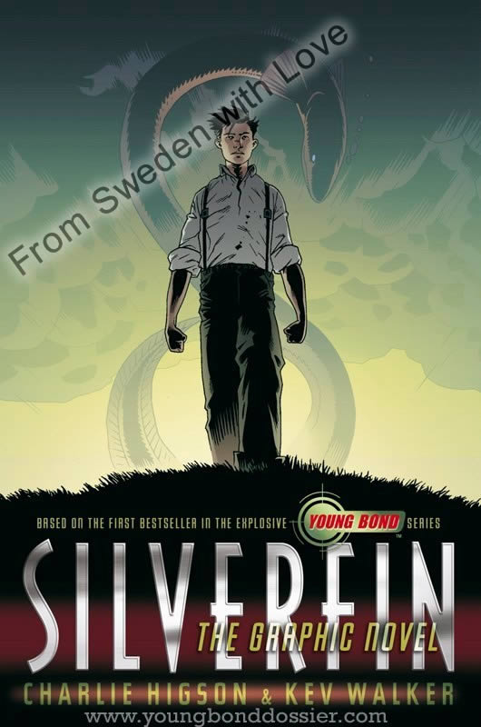Silverfin graphic novel